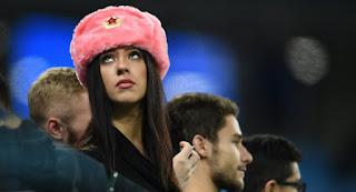 صور بنات مشجعات روسيا 2018