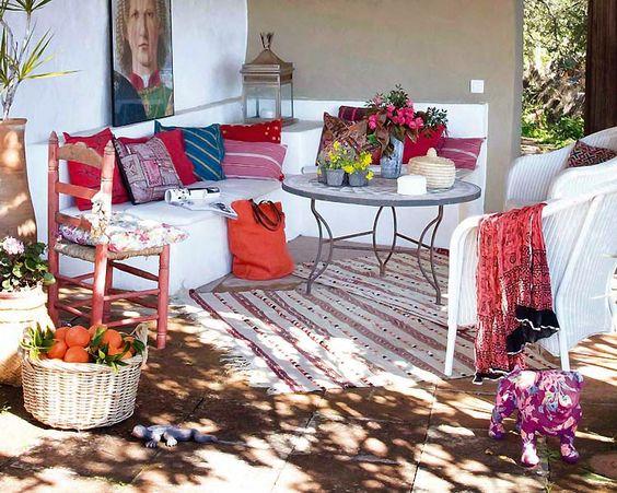 50+ Ιδέες για Καλοκαιρινή Διαμόρφωση σε Κήπο-Μπαλκόνι