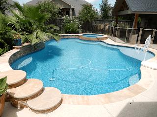 Custom Free Form Inground Pools 3