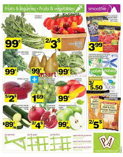 Supermarche PA Flyer October 23 - 29, 2017