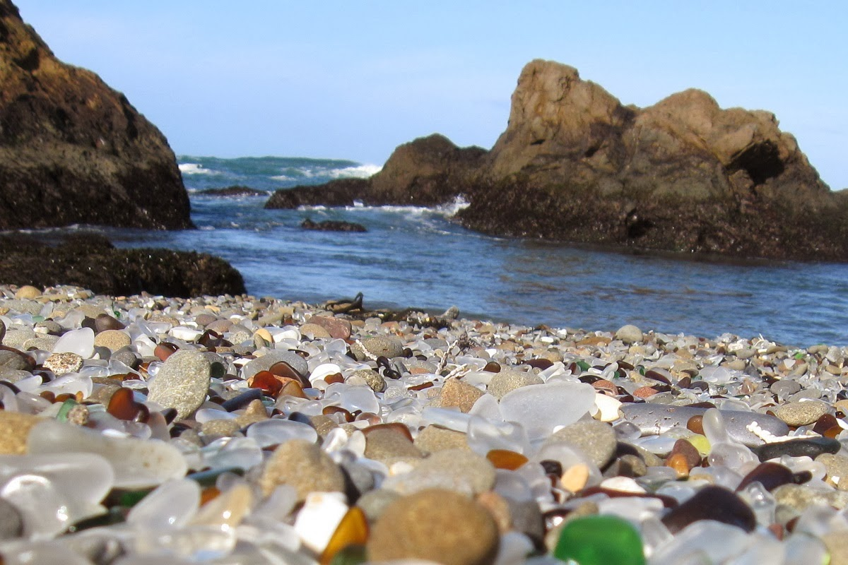 Gl Beach At Fort Bragg In California Unbelievable Info