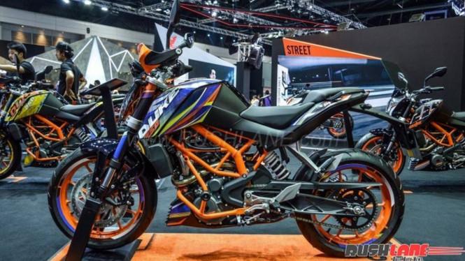 Siap-siap, Yamaha MT-25 Kedatangan Rival Baru dari KTM