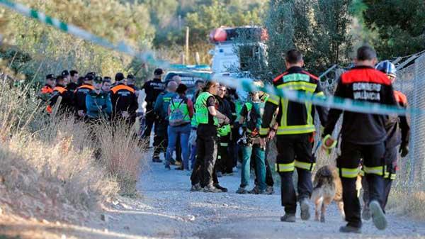 Los niños de Godella, Valencia,  está muertos, según su padre