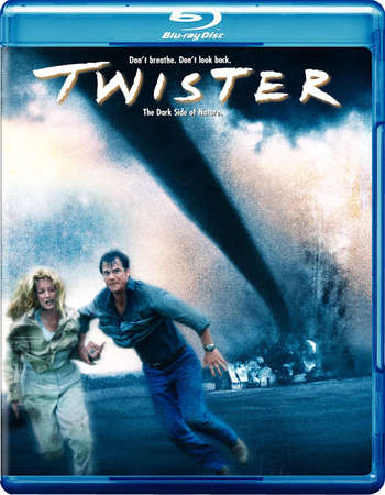Poster Of Twister 1996 Dual Audio 720p BRRip [Hindi - English] Free Download Watch Online