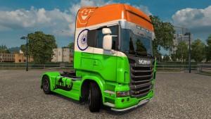 Scania R India Skin