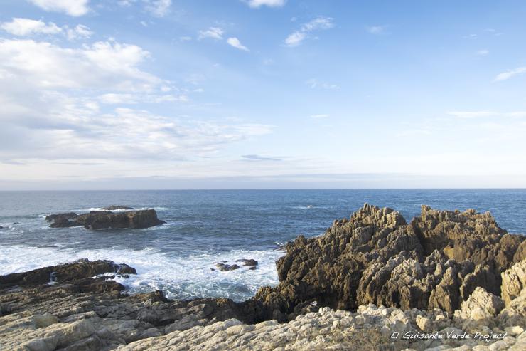 Ruta Playa del Bocal - Cantabria por El Guisante Verde Project