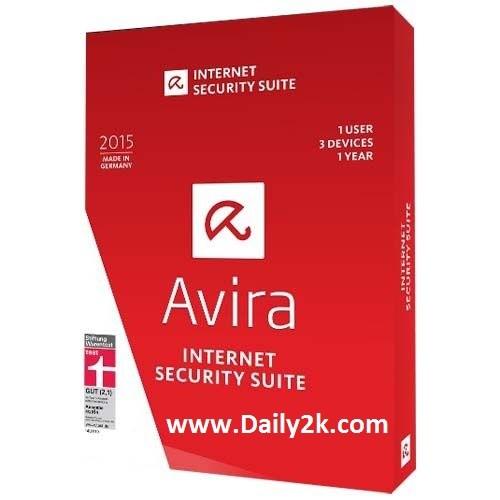 Avira Internet Security 2016 License Key ,Lifetime Crack
