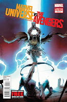 Marvel Universe vs. The Avengers #4 Cover