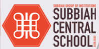 Subbiah Central School Wanted Teachers- TGT