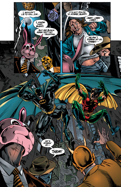 Detective Comics (1937) 690 Page 11