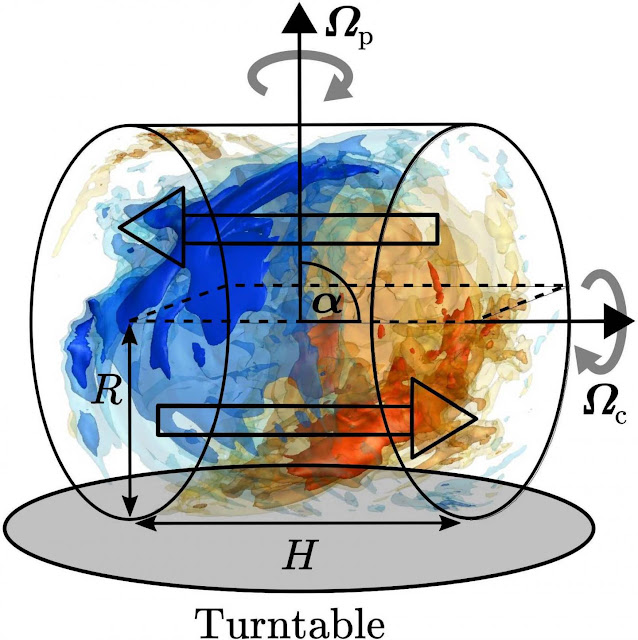 The occurrence of magnetism in the universe