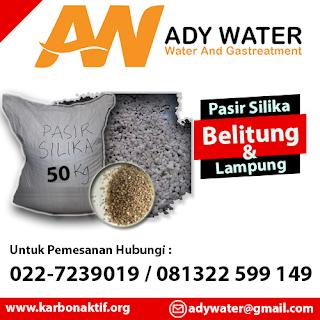 Jual Pasir Silika Di Medan | Ady Water