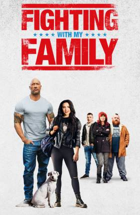 Fighting with My Family 2019 480p 300MB Movie Download