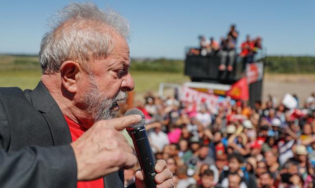 ONU | Brasil deve garantir direitos políticos de Lula e de ser candidato sem impedimentos