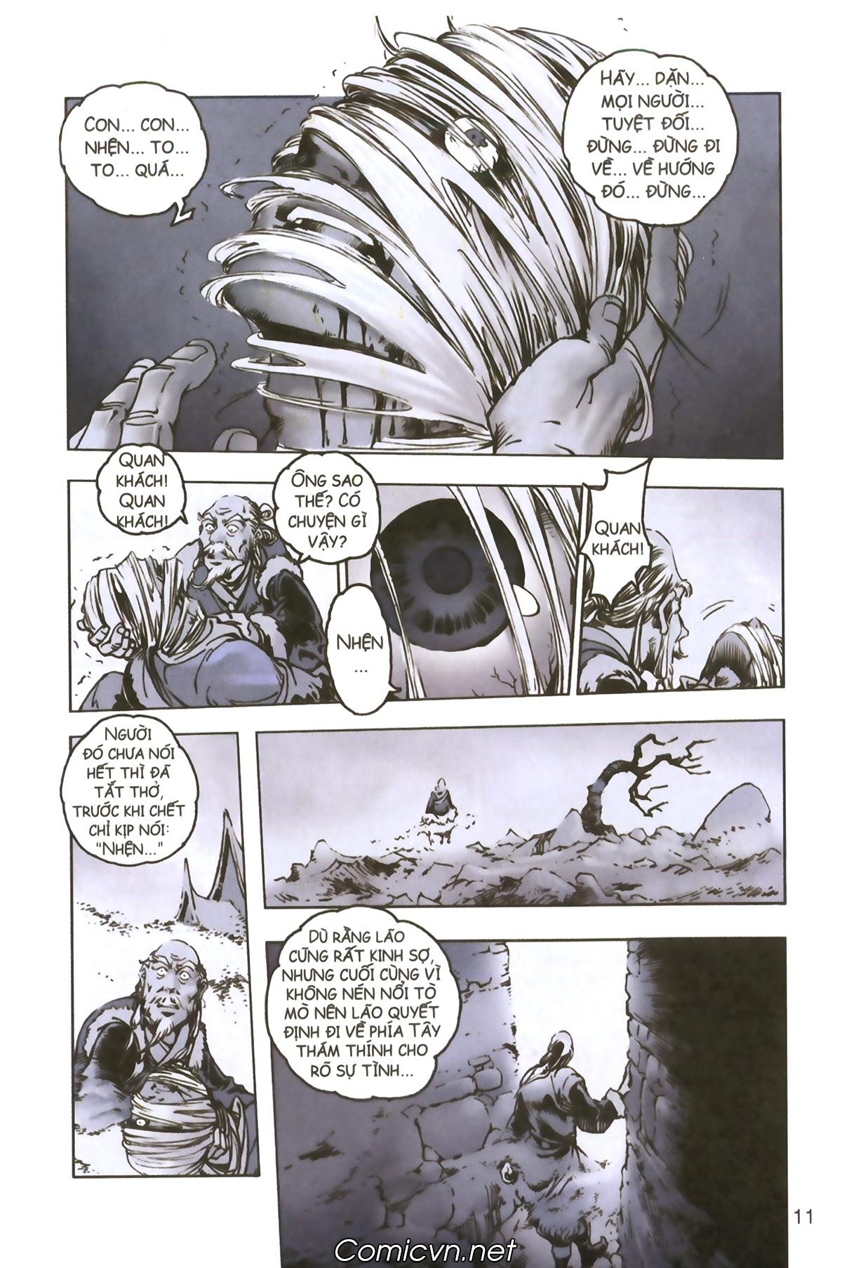 Tây Du Ký màu - Chapter 114 - Pic 9
