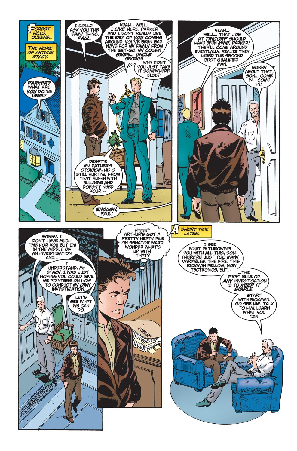 The Amazing Spider-Man (1999) 9 Page 15