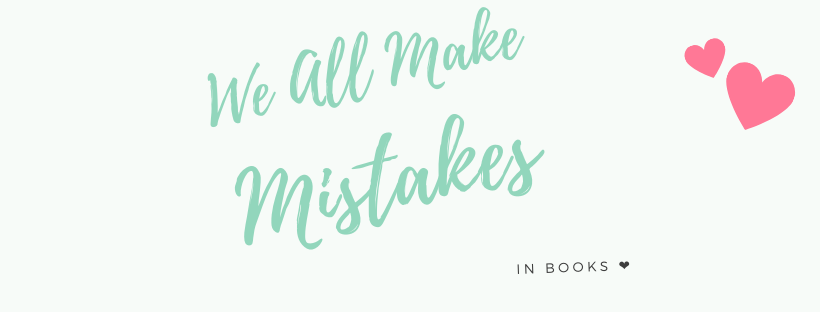 We All Make Mistakes in Books