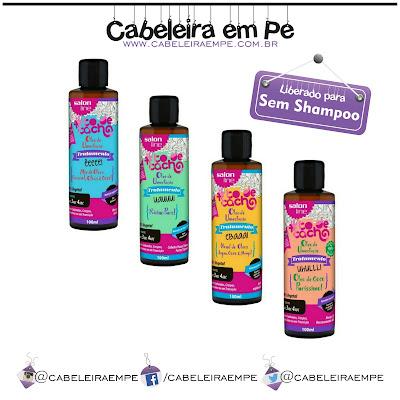 Óleos Umectação Tô de cachos (No Poo, Sem Shampoo)