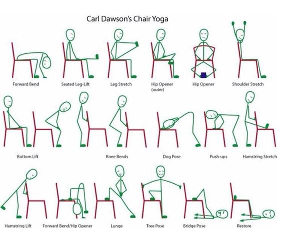 Discovery tu ejercicios sentados para la tercera edad for Sillas para tercera edad