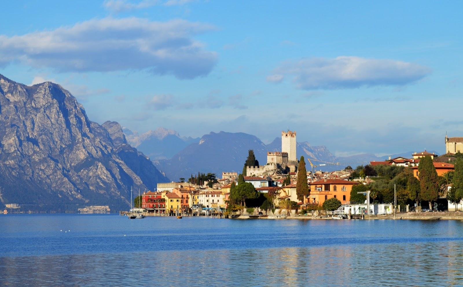 10 cose da vedere assolutamente sul lago di garda for Case belle da vedere