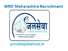 WRD Maharashtra Recruitment