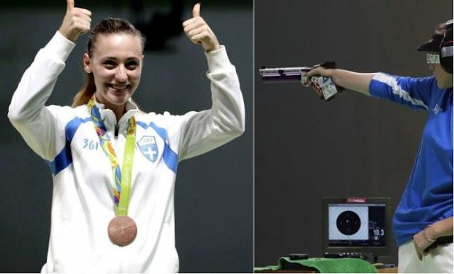 Η Ελληνίδα Ολυμπιονίκης Άννα Κορακάκη στην πρώτη θέση της παγκόσμιας κατάταξης