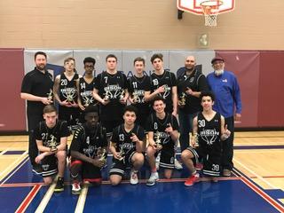 Junior Bison Basketball Club Junior Bison 2002 Wins In Ontario