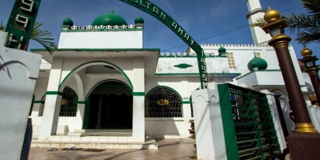 Ternyata Masjid Di Indonesia Ini Dibangun Sebagai Mahar Pernikahan
