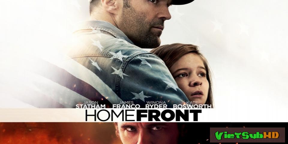 Phim Bước Đường Cùng VietSub HD   Homefront 2013
