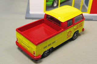 GreenLight shell vw Double Cab Pick-up