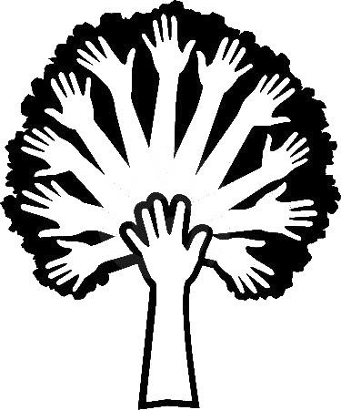 Virtudes para niños: Árbol de manos