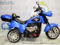 tengah pliko pk6900 new harley blue motor mainan anak