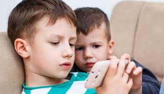 Ketagihan Smartphone