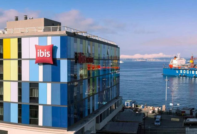 hotel ibis Valparaiso chile