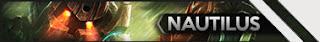 Nautilus : Tướng đi Top đường trên mạnh nhất phiên bản 6.5