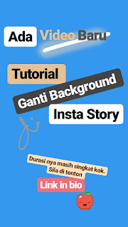 Cara Membuat Latar Belakang Warna Padat untuk Cerita Instagram