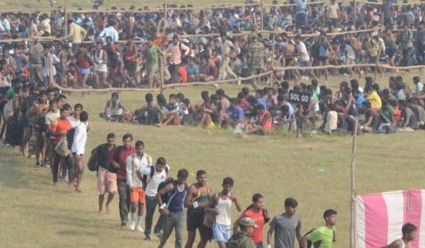 Kota Army Rally, Indian Army Rally, Open Bharti Rally
