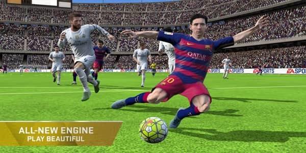 تحميل لعبة فيفا 16 للموبايل برابط مباشر