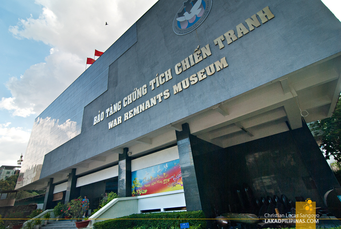 Ho Chi Minh Day Tour War Remnants Museum