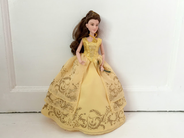 Enchanting Ballgown Belle Doll by Hasbro