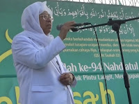 Rais 'Aam: Presiden Jokowi Apresiasi Istighotsah Kubro NU Jatim