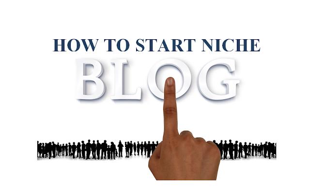 Make Money From Niche Blogging