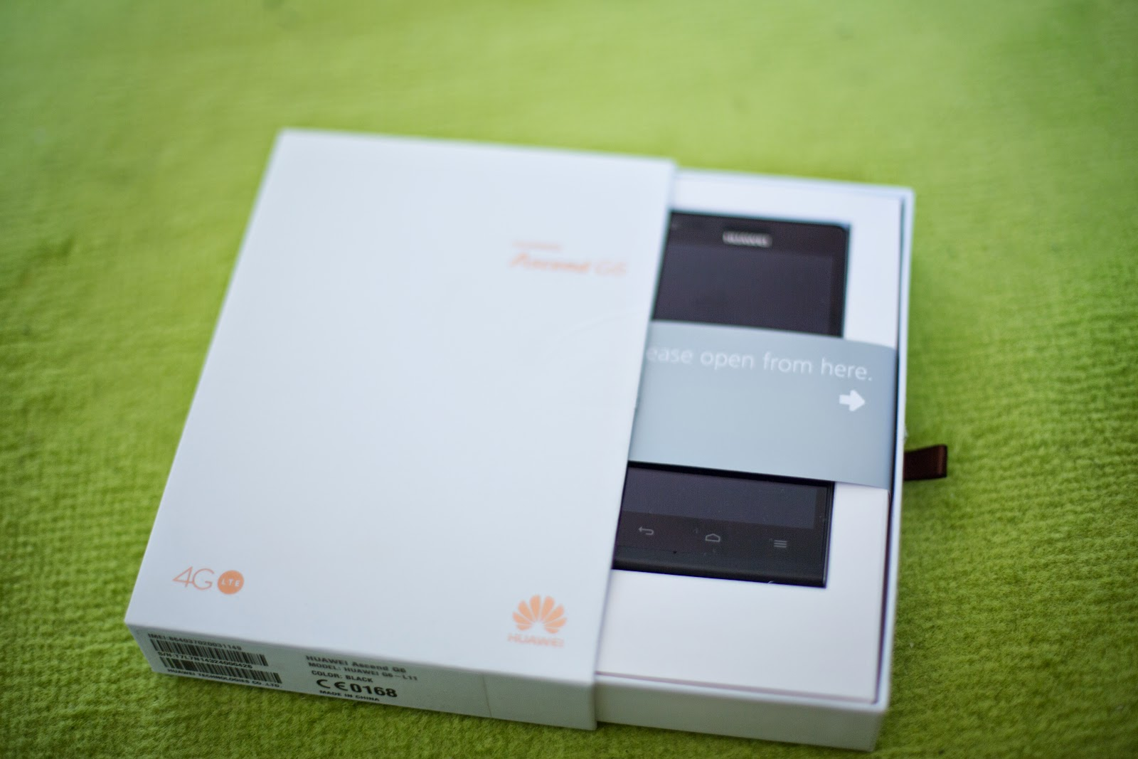 Win A Huawei G6 & £1000