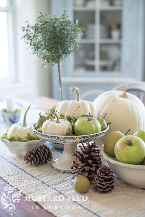 Aly dosdall fall apple decor ideas for Apple decoration ideas