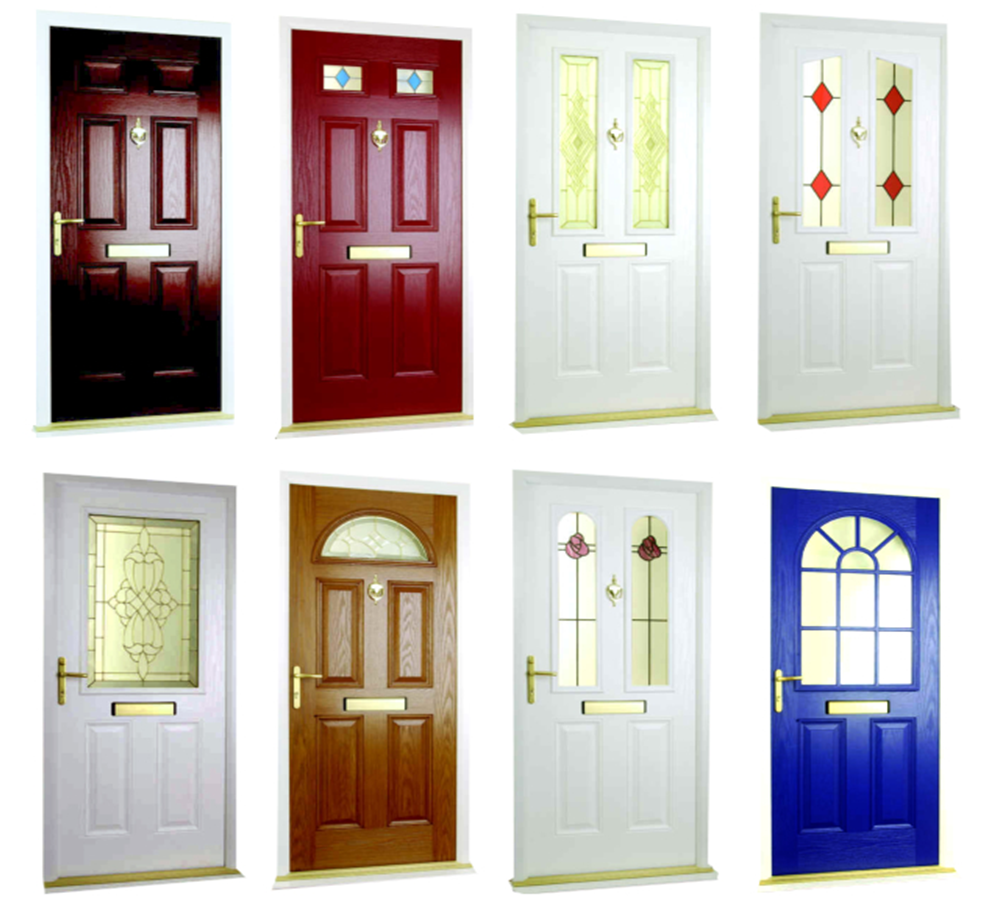 Doors Windows: Upvc Windows And Composite Doors