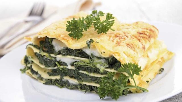 Espinafre e queijo (Imagem: Reprodução/Notícias ao Minuto)