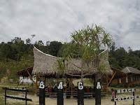 2D1N Pakej Menginap Teluk Mandeh - Baga Resort