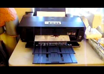 how to reset Epson artisan 1430