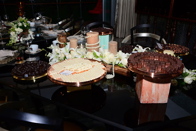 Phoenix Kessaku & Zeba Kohli's Fantasie organised an exclusive chocolate tasting for Bangalore's Elite