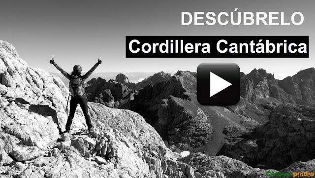 Vídeo de la Cordillera Cantábrica